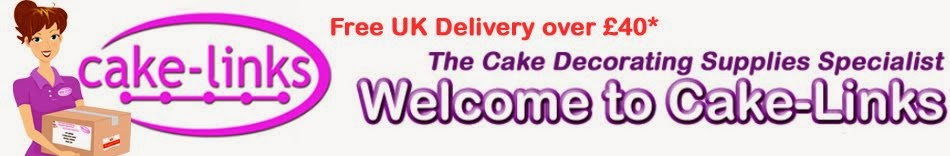 Cake-Links : The Cake Decorating Supplies Specialist