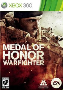 Medal of Honor Warfighter (2012) XBOX 360