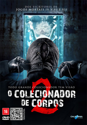 Download O Colecionador de Corpos 2 DVD-R
