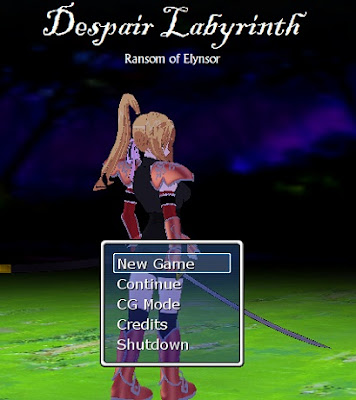 Despair Labyrinth: Ransom of Elynsor