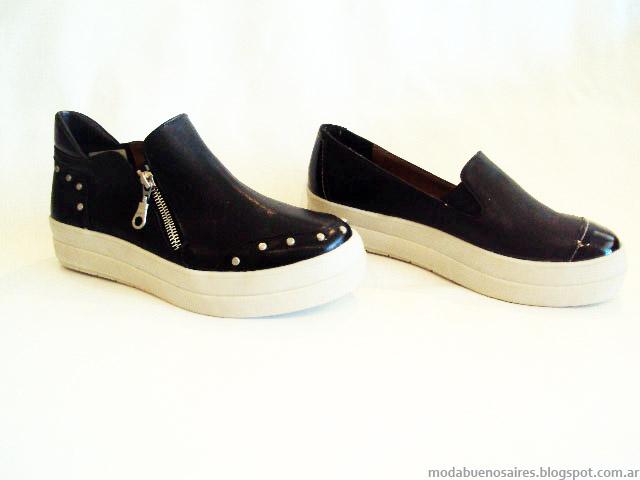 Zapatos, cjatas, alpartgatas y panchas verano 2015.