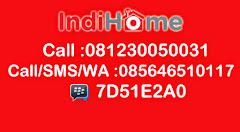 Koordinator dan Anggota sales Telkom Malang