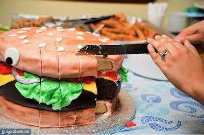 Images drôles et incroyables Alimentation - Gâteaux v16