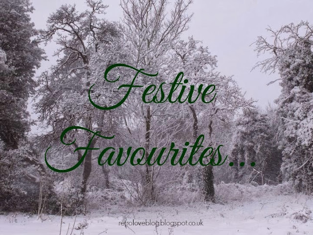Festive Christmas Snow Winter Landscape Retro Love RetroLove Blog bbloggers Festivities