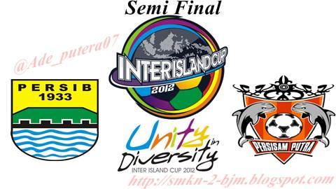 Hasil Pertandingan Semi Final Dan Jadwal Final Inter Island Cup 2012