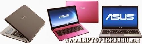 harga laptop asus update terbaru