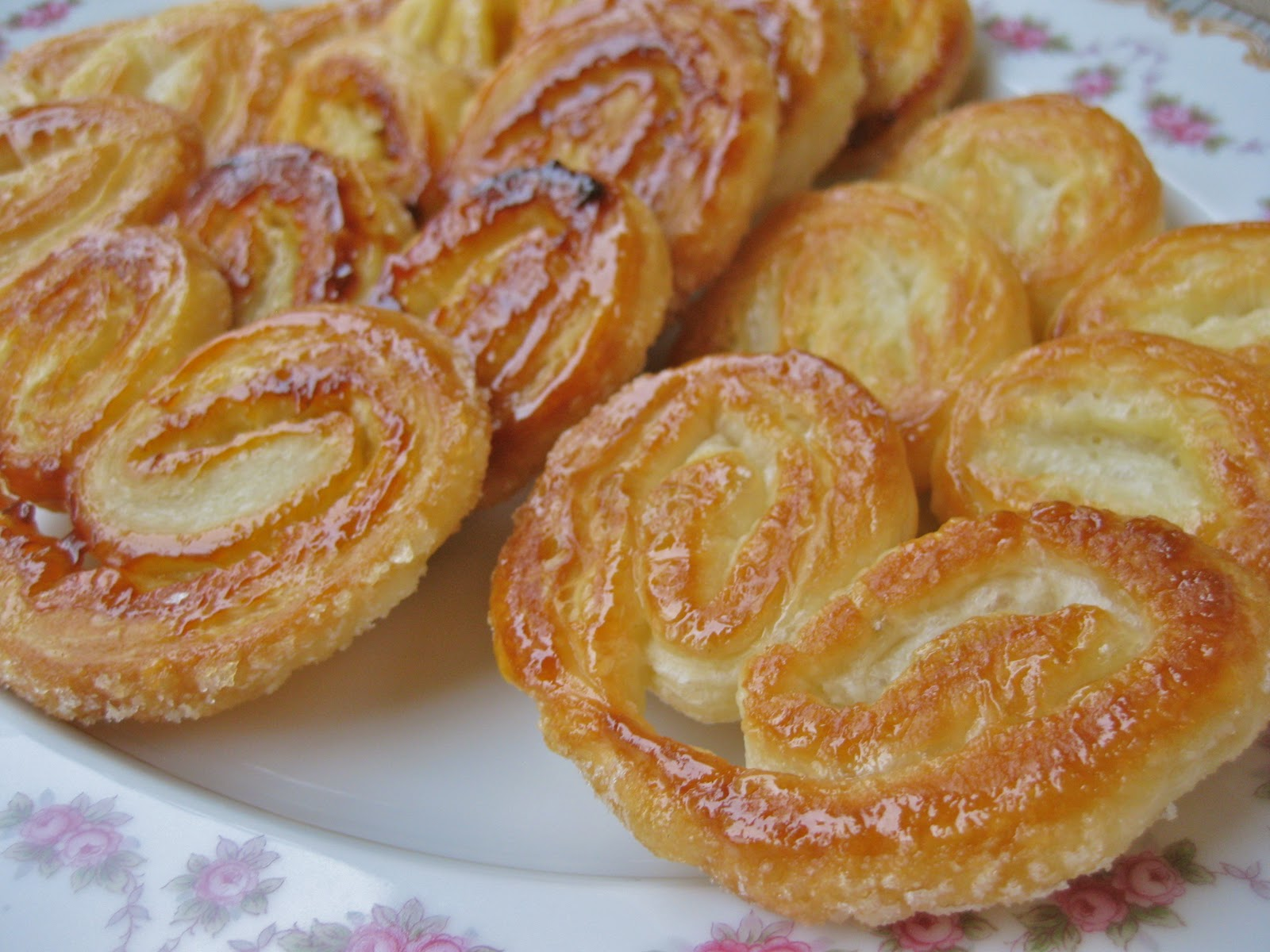 Palmiers in a snap - Good Taste is the Worst Vice