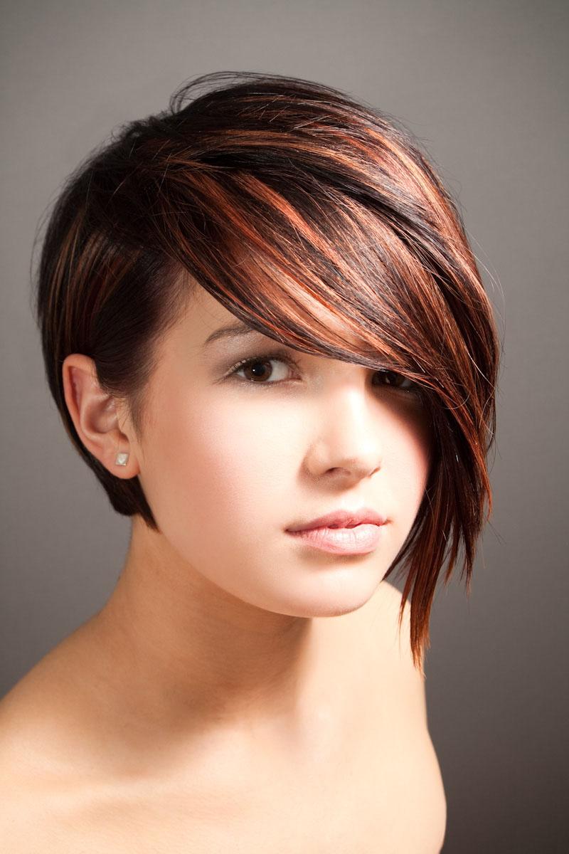 Womans Short Hair Style Hair Cuts Styles Short Hair Styles Framework Of A Woman's