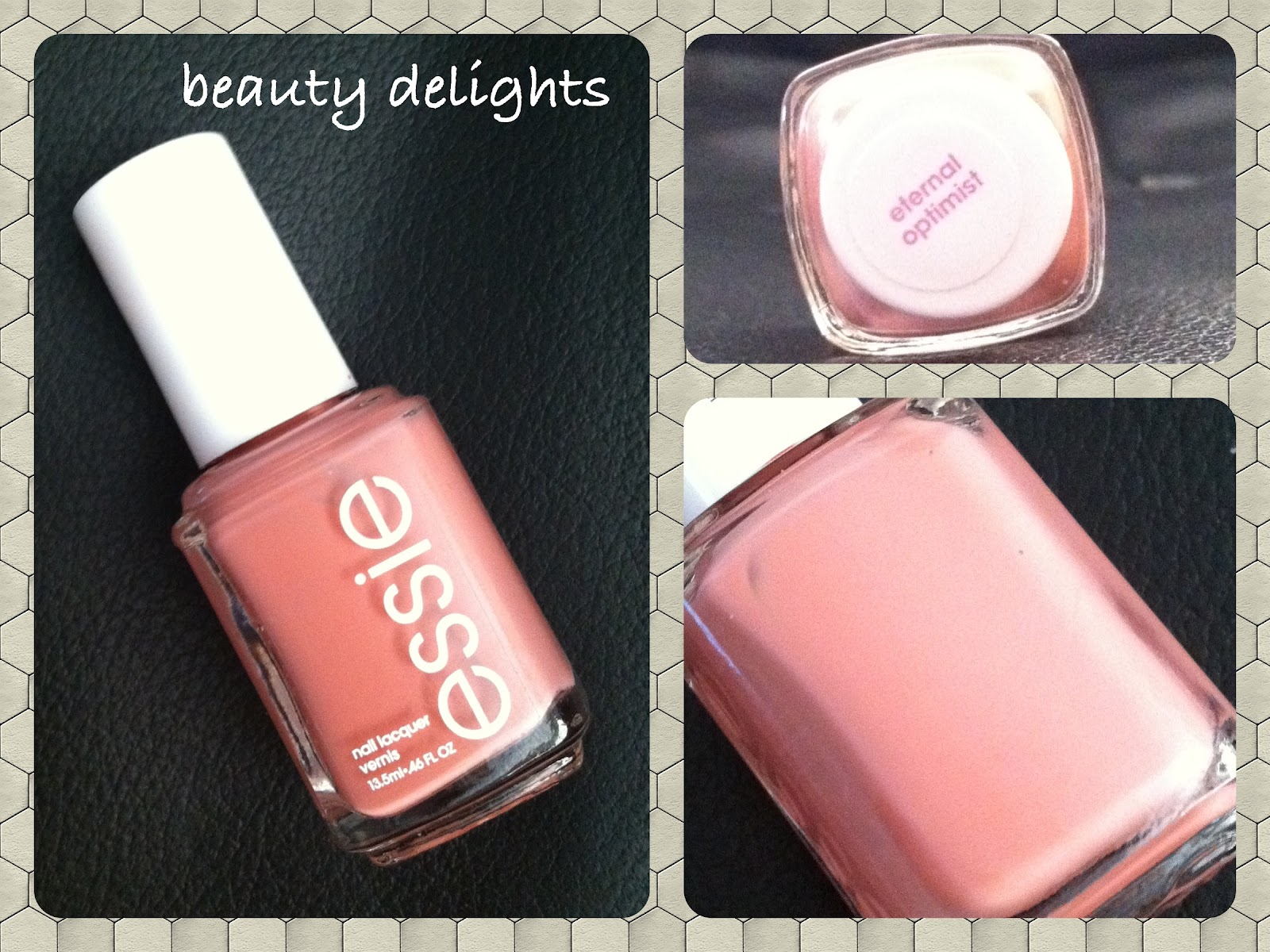 beauty delights: POLISHED: Essie Nail Polish in \