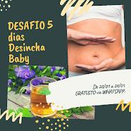 "Perca peso com Programa ""Desincha Baby"""