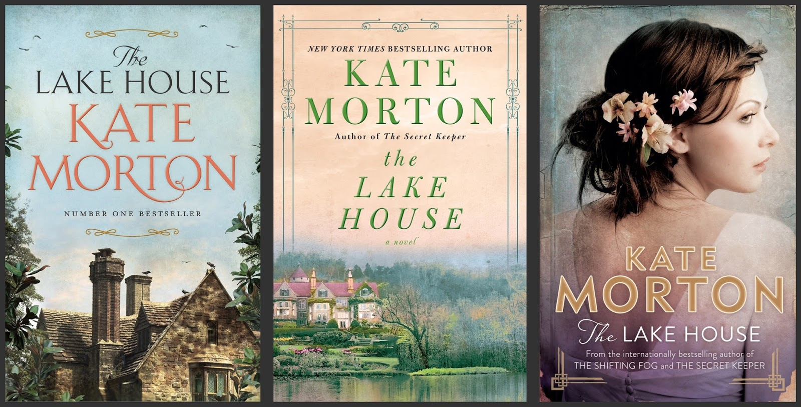 El rinc n de solita rese a el ltimo adi s de kate morton the lake house - Kate morton la casa del lago ...