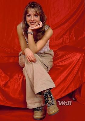 صور بريتني سبيرز عام 1998