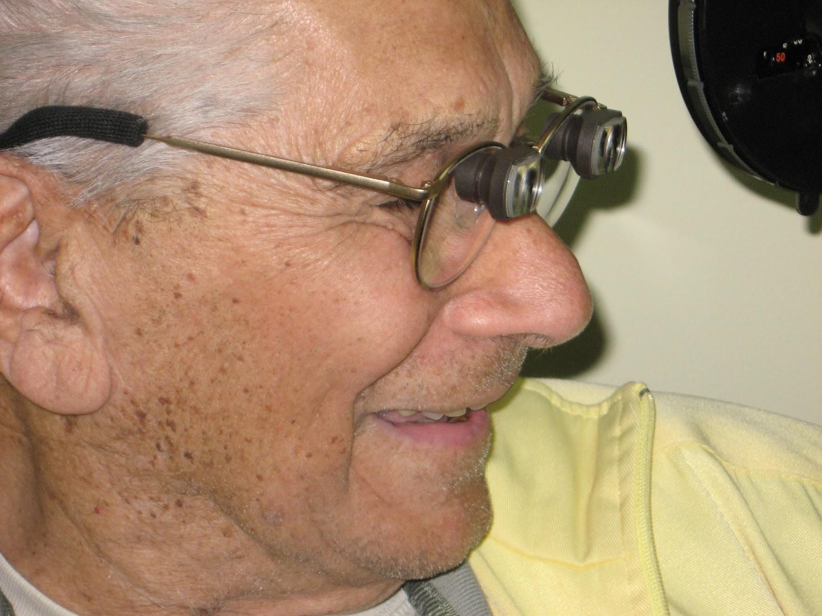 Bioptic Telescopic Glasses Macular Degeneration