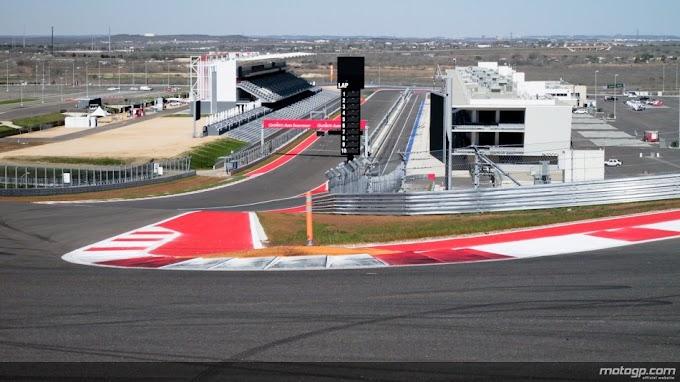 Seri 2 MotoGP Sirkuit Austin, USA. Akankah Menguntungkan Pasukan Honda?