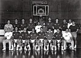 C.B. PALENCIA 1990-1991. Segunda División Nacional.