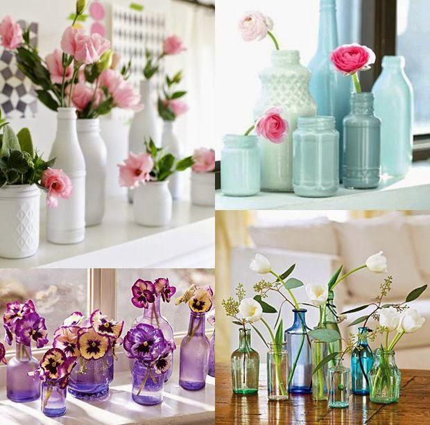 como fazer decoração e arranjo com flores