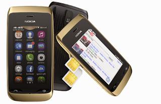 Harga Nokia Asha 308 Dual SIM