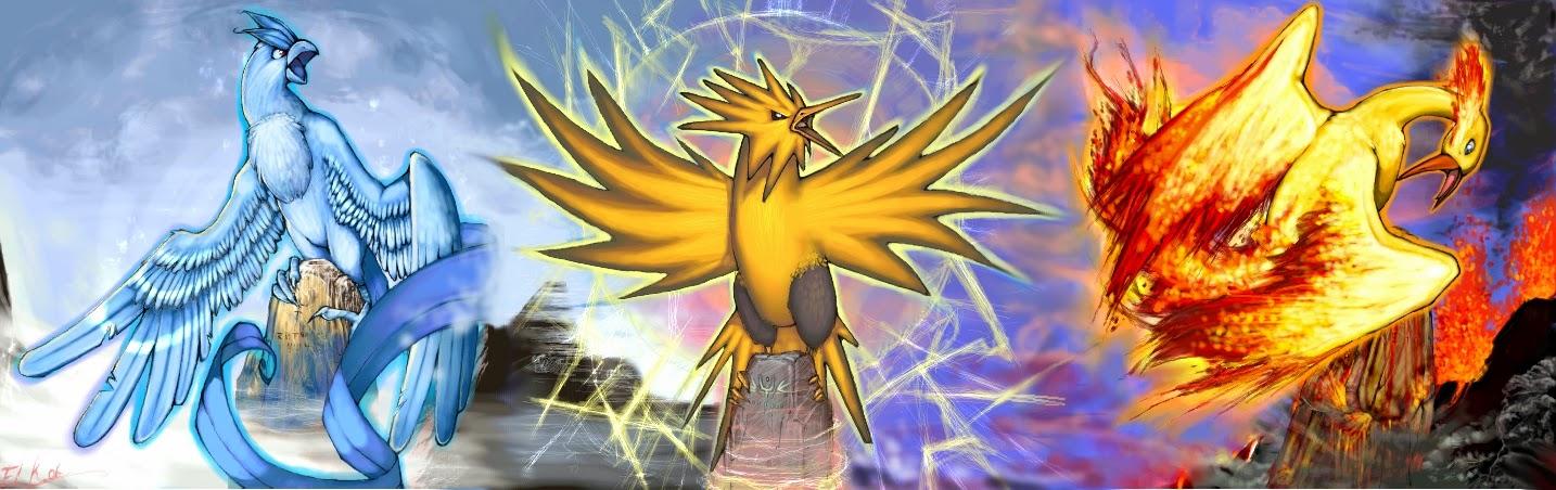Pokemon Coral xD: Teoría Pokémon: La Cuarta Ave Legendaria.