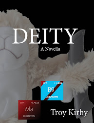 The Deity ($0.99 ebook edition) 25,000 words