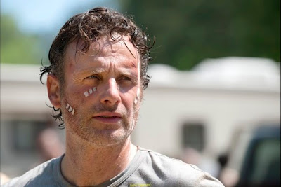 Rick Grimes Andrew Lincoln The Walking Dead First Time Again FOX España AMC