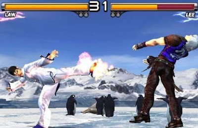 Free Download Games Tekken 5 Full Version For PC