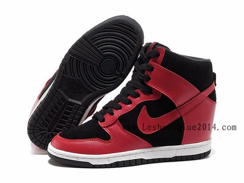 Nike Dunk Sky Hi Chaussure GS Pas Cher Chaussure Hi Femme 08f471