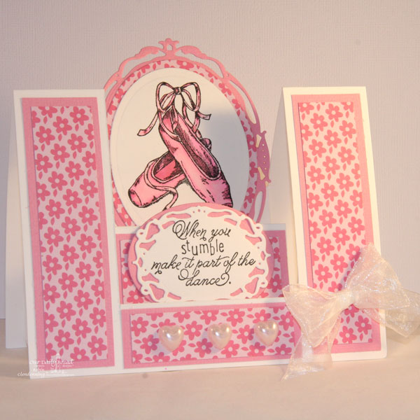 Stamps - North Coast Creations Ballet