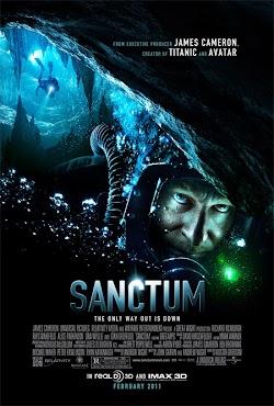 Hang Động Tử Thần - Sanctum (2011) Poster