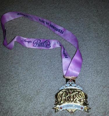 2013 medal