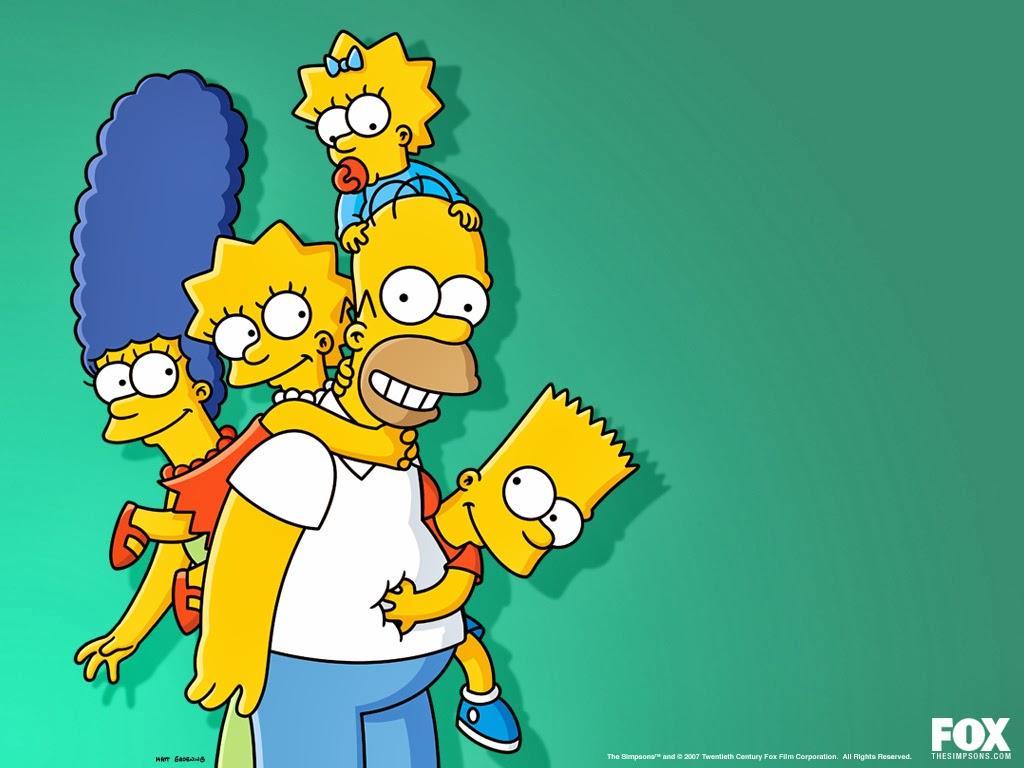 Chroniques en s rie les simpson 10 secrets d couvrir - Marge simpson et bart ...