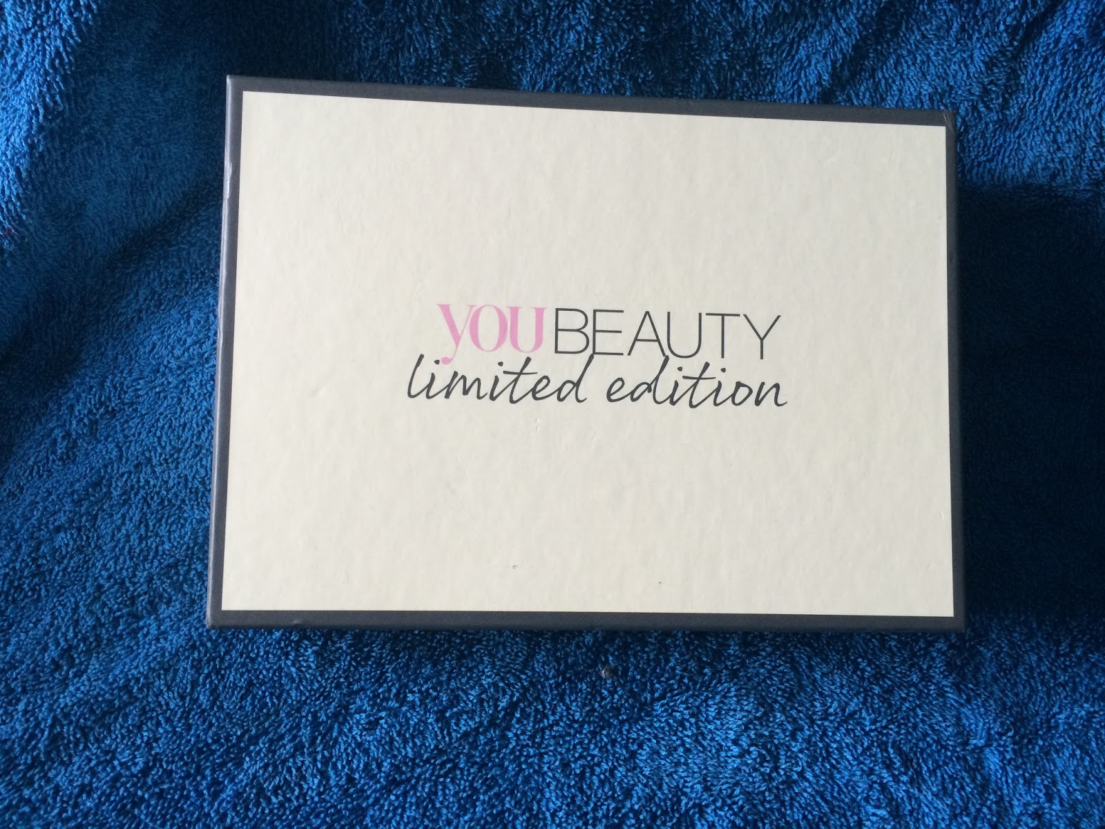 You Beauty Discovery Box - May Edition