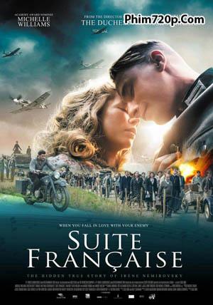 Suite Française 2014 poster