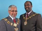 mayor ahmed omar
