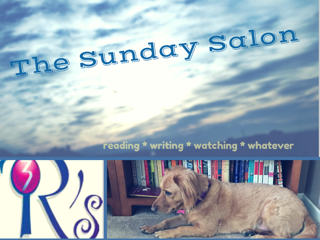 The Sunday Salon at The 3 Rs Blog, updated for January 4, 2015