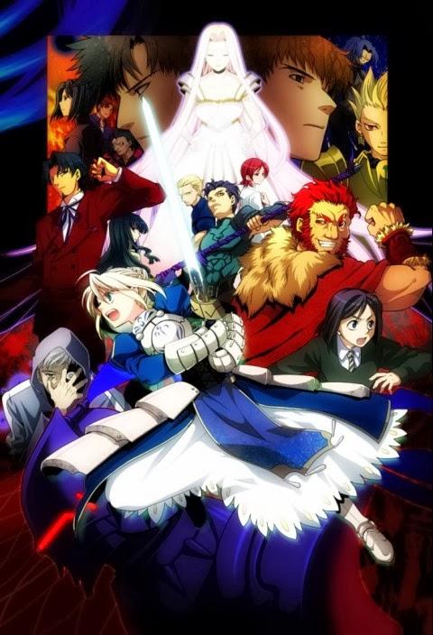 フェイト/ステイナイト Fate/stay night Fate - Stay Night フェイト/ゼロ Fate/Zero フェイト/ゼロ 2ndシーズン Fate/Zero 2nd Season