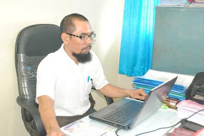 Verivikator PUPNS Tingkat Kabupaten Kementerian Agama Kab. Pinrang