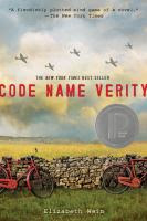 Reading: Code Name Verity by Elizabeth Wein