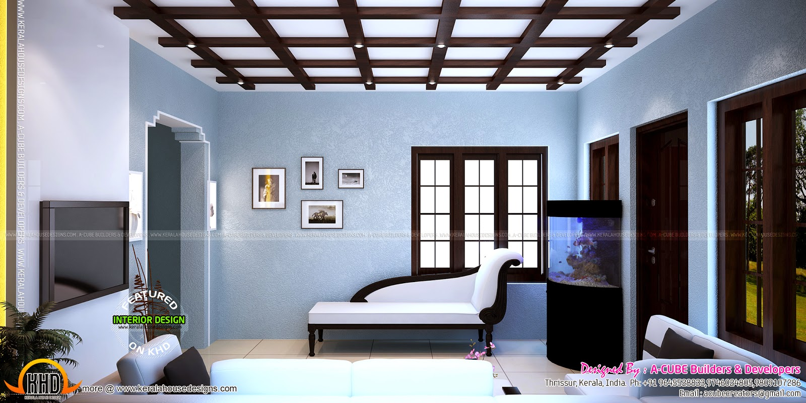 South Indian Living Room DesignsHouse Decor