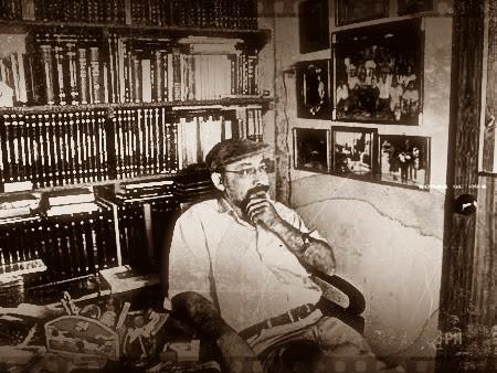 André Cruchaga, poeta salvadoreño