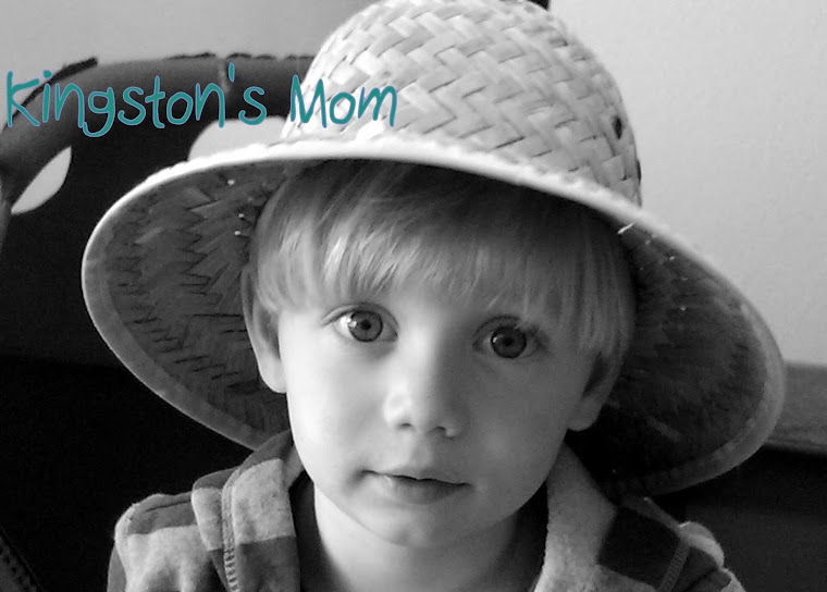 Kingston's Mom