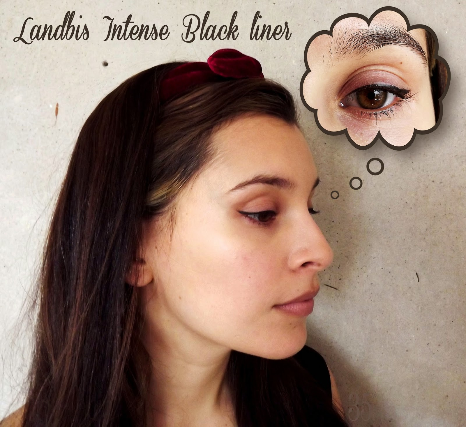Landbis Hyper Sharp Intense Black Liner review