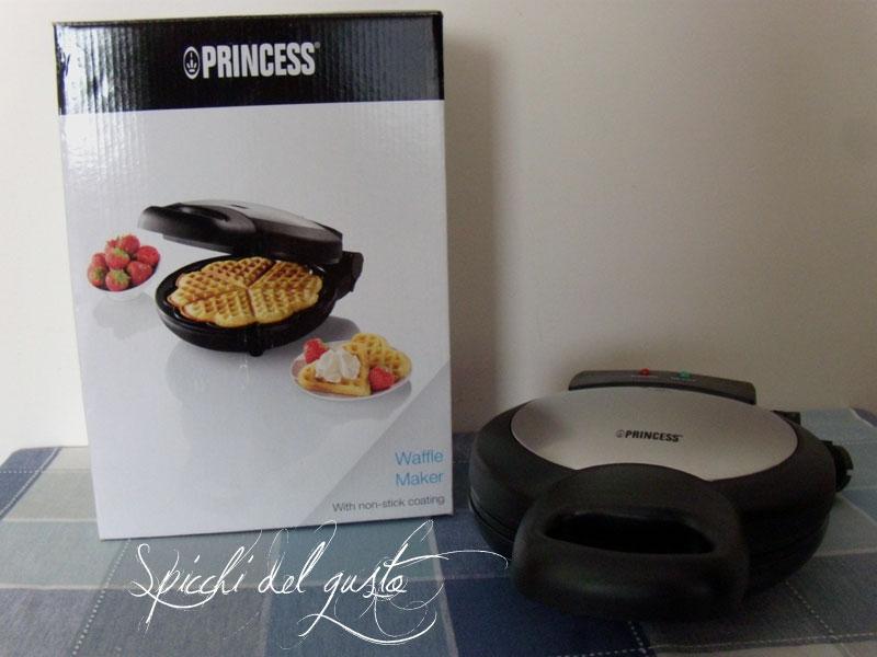 waffle maker per un san valentino dolce dolce