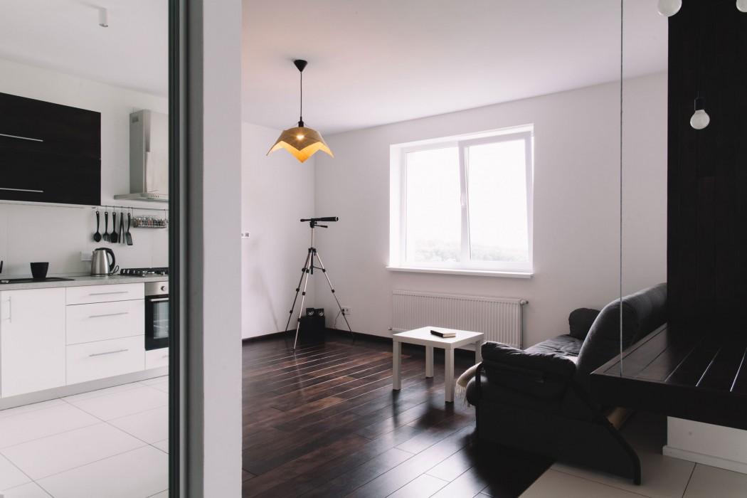 Un appartamento di 50 mq in ucraina coffee break the for Appartamento 50