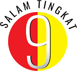 #SalamTingkat9