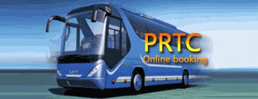 Book PRTC bus tickets online