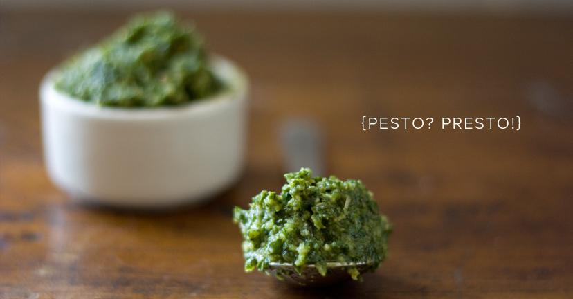 Best Basic Pesto Recipes — Dishmaps