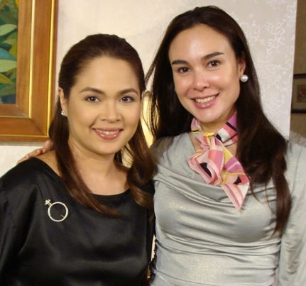 Gretchen Barretto is Judy Ann Santos' personal choice to play Atty. Eva Custodio