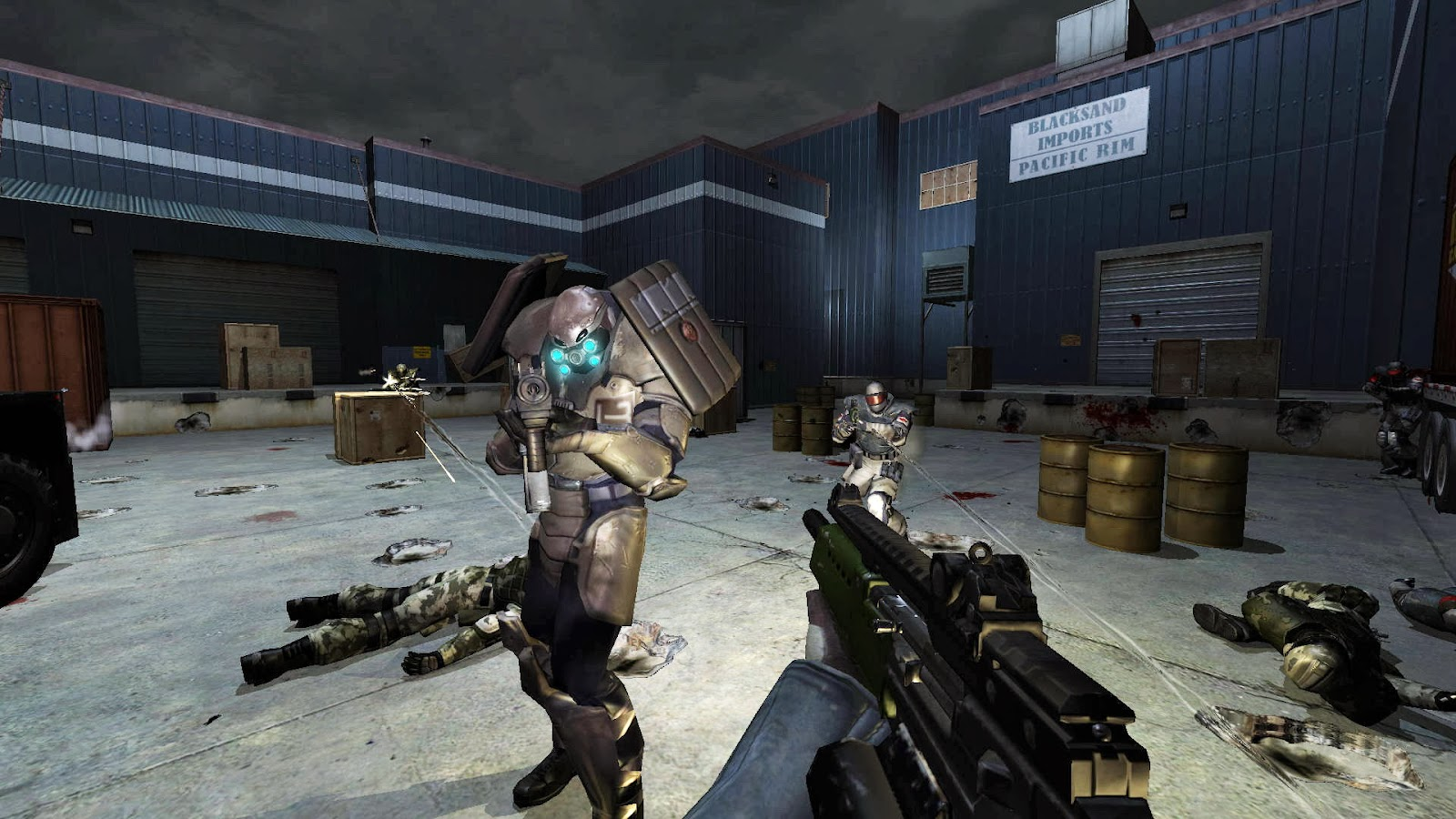 F.E.A.R.(First Encounter Assault Recon) Full Version Free Download
