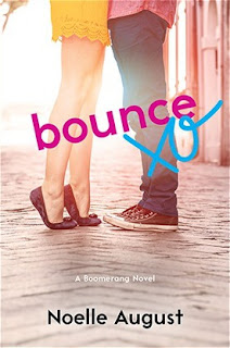 Novel BOUNCE by Noelle August Cover Page