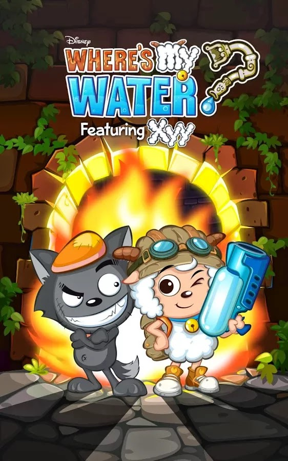 Where's My Water? Feat. XYY v1.0 Mod [Unlimited Coins]